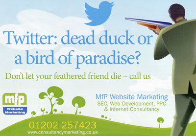 Twitter is an increasingly integral part of the new seo world